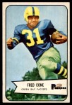 1954 Bowman #46  Fred Cone  Front Thumbnail