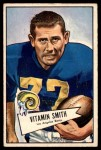 1952 Bowman Large #73  Vitamin Smith  Front Thumbnail