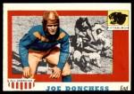 1955 Topps #65  Joe Donchess  Front Thumbnail
