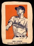 1952 Wheaties #6 POR Bob Lemon  Front Thumbnail