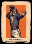 1952 Wheaties #6 AC Bob Waterfield  Front Thumbnail