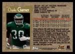 1996 Topps #173  Charlie Garner  Back Thumbnail