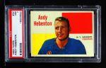 1960 Topps #42  Andy Hebenton  Front Thumbnail