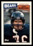 1987 Topps #54  Steve McMichael  Front Thumbnail