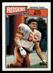 1987 Topps #75  Dave Butz  Front Thumbnail