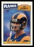 1987 Topps #145  Jim Everett  Front Thumbnail