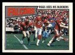 1987 Topps #248   Falcons Leaders Front Thumbnail