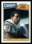 1987 Topps #347  Leslie O'Neal  Front Thumbnail