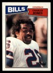 1987 Topps #371  Charles Romes  Front Thumbnail