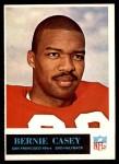 1965 Philadelphia #172  Bernie Casey   Front Thumbnail
