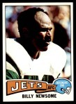 1975 Topps #94  Billy Newsome  Front Thumbnail