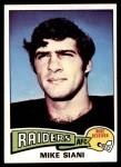 1975 Topps #151  Mike Siani  Front Thumbnail