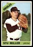 1966 Topps #265  Stu Miller  Front Thumbnail