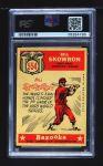 1959 Topps #554   -  Bill Skowron All-Star Back Thumbnail