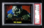 1964 Topps / Bubbles Inc Outer Limits #49   The Escape  Front Thumbnail