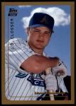 1999 Topps Traded #21 T J.D. Closser  Front Thumbnail