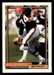 1992 Topps #160  Kevin Mack  Front Thumbnail