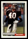 1992 Topps #353  Brian Jordan  Front Thumbnail