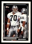 1992 Topps #364  Scott Davis  Front Thumbnail