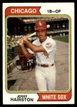 1974 Topps #96  Jerry Hairston  Front Thumbnail