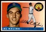1955 Topps #4  Al Kaline  Front Thumbnail