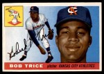 1955 Topps #132  Bob Trice  Front Thumbnail