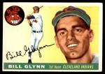 1955 Topps #39  Bill Glynn  Front Thumbnail