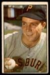 1953 Bowman #16  Bob Friend  Front Thumbnail
