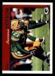 1997 Topps #77  Santana Dotson  Front Thumbnail