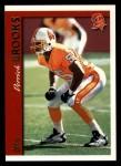1997 Topps #118  Derrick Brooks  Front Thumbnail