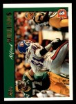 1997 Topps #222  Alfred Williams  Front Thumbnail
