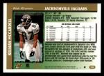 1997 Topps #256  Keenan McCardell  Back Thumbnail