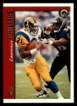 1997 Topps #287  Lawrence Phillips  Front Thumbnail