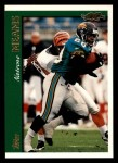 1997 Topps #335  Natrone Means  Front Thumbnail