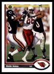 1991 Upper Deck #112  Ernie Jones  Front Thumbnail