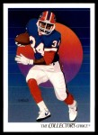 1991 Upper Deck #74   -  Thurman Thomas Buffalo Bills Team Front Thumbnail