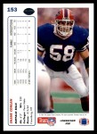 1991 Upper Deck #153  Shane Conlan  Back Thumbnail