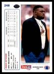 1991 Upper Deck #248  Craig Heyward  Back Thumbnail