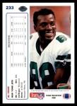 1991 Upper Deck #233  Al Toon  Back Thumbnail