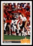 1991 Upper Deck #3  Mike Dumas  Front Thumbnail