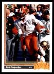 1991 Upper Deck #14  Rob Carpenter  Front Thumbnail