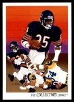 1991 Upper Deck #72   -  Neal Anderson Chicago Bears Team Front Thumbnail