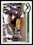 1991 Upper Deck #127  Keith Jackson  Front Thumbnail