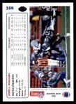 1991 Upper Deck #166  John L. Williams  Back Thumbnail