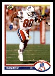 1991 Upper Deck #270  Irving Fryar  Front Thumbnail