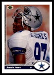 1991 Upper Deck #430  Jimmie Jones  Front Thumbnail