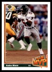 1991 Upper Deck #451  Andre Rison  Front Thumbnail