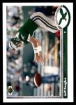1991 Upper Deck #678  Jeff Feagles  Front Thumbnail