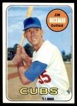 1969 Topps #63  Jim Hickman  Front Thumbnail