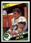 1984 Topps #150  Joe Klecko  Front Thumbnail